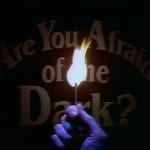 Боитесь ли вы темноты?